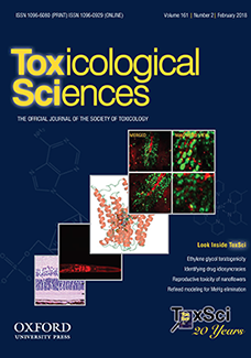 Toxicological Sciences Paper of the Year Award