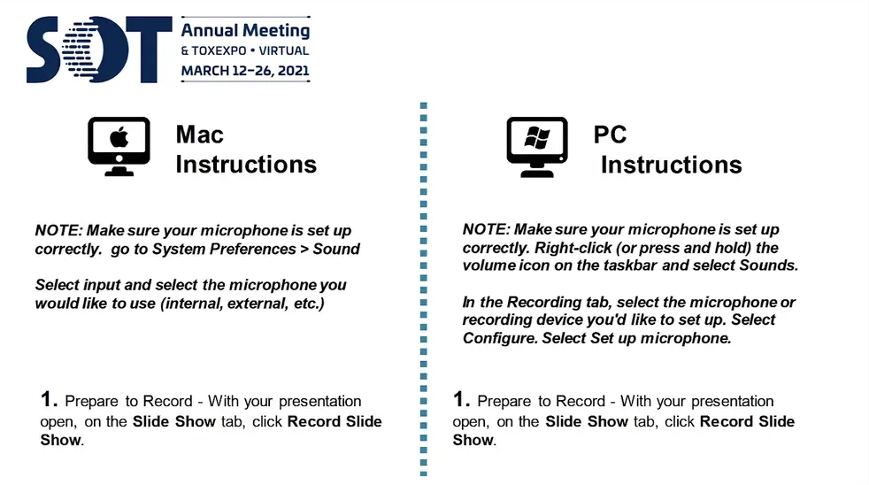 PowerPoint Recording Instructions for Mac Users