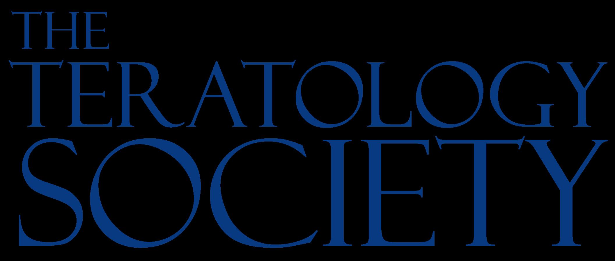 Teratology Society Logo