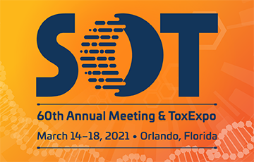 SOT 2021 Annual Meeting & ToxExpo Logo