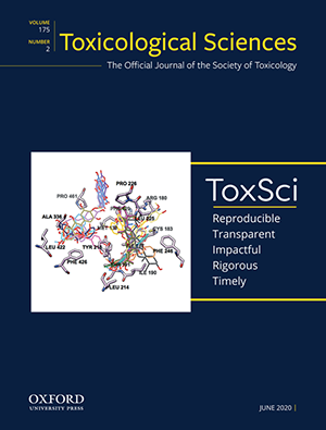 ToxSci cover